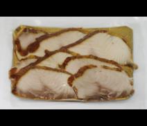 Stör, Filet geschnitten, heißgeräuchert, 250g
