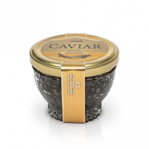 Störkaviar Amur Royal, ohne Konservierungsstoffe , 150g