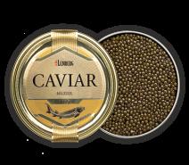 Störkaviar Amur Royal (Aquakultur), 100g, ohne Konservierungsstoffe