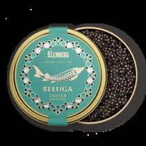 BELUGA Kaviar, Aquakultur, 250 g, Dose