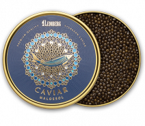 Störkaviar AMUR ROYAL, Aquakultur, 500g, Dose