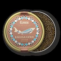 Störkaviar KALUGA GOLD, Aquakultur,100 g , Dose