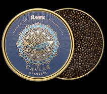 BELUGA Kaviar, Aquakultur, 500 g, Dose