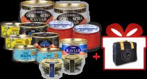 Oster Kaviar-Set