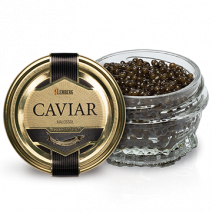 Kaviar vom Russischen Stör, 50g