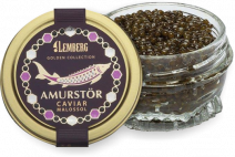 Amurstör Kaviar, Aquakultur, 50g