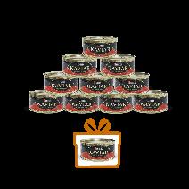 SET: Gorbuscha-Lachskaviar Alaska Gold, 10+1