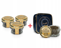 3+1 Störkaviar Amur Royal