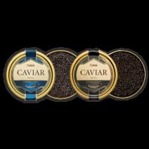 Kaviar vom Russischen & Sibirischen Stör   2 x 50 g