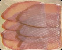 Thunfisch, Filet geschnitten, kaltgeräuchert, 200g
