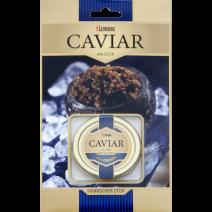 Kaviar vom Sibirischen Stör, Aquakultur, Display, 50g , Dose