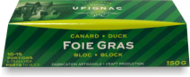 Entenleber, Foie Gras in Block, 150g