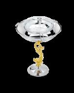 Kaviarservierer, Durchmesser 18 cm, Höhe 14 cm