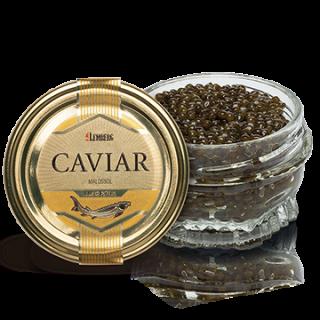 Störkaviar AMUR ROYAL, Aquakultur, 50g