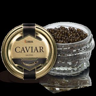 Kaviar vom Russischen Stör, Aquakultur, 50g