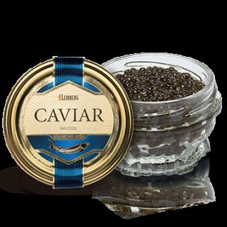 Kaviar vom Sibirischen Stör, Aquakultur, 50g