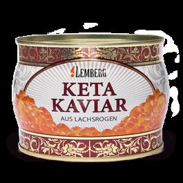 Keta Lachskaviar