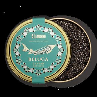 BELUGA Kaviar, Aquakultur, 250 g