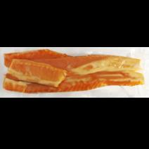 Lachslocken, kaltgeräuchert, 500g