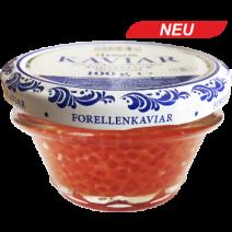 Lachsforellen-Kaviar, Aquakultur, 100g