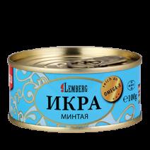 Kaviar aus Pollackrogen, 100g