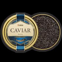 Kaviar vom Sibirischen Stör, Aquakultur, 125g