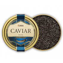 Kaviar vom Sibirischen Stör, Aquakultur, 200g