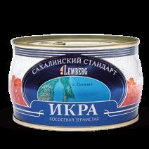 Gorbuscha - Lachskaviar, SACHALIN STANDARD, 400g