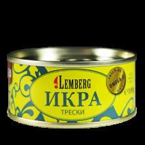 Kaviar aus Dorschrogen, 100g