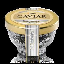 Kaviar vom Sibirischen Stör, ohne Konservierungsstoffe, Aquakultur, 50g