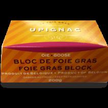 Gänseleber, Foie gras in Block, 200g