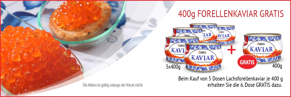 Forell 400g