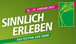 >Die Grüne Woche 2015